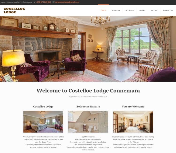 Costelloe Lodge