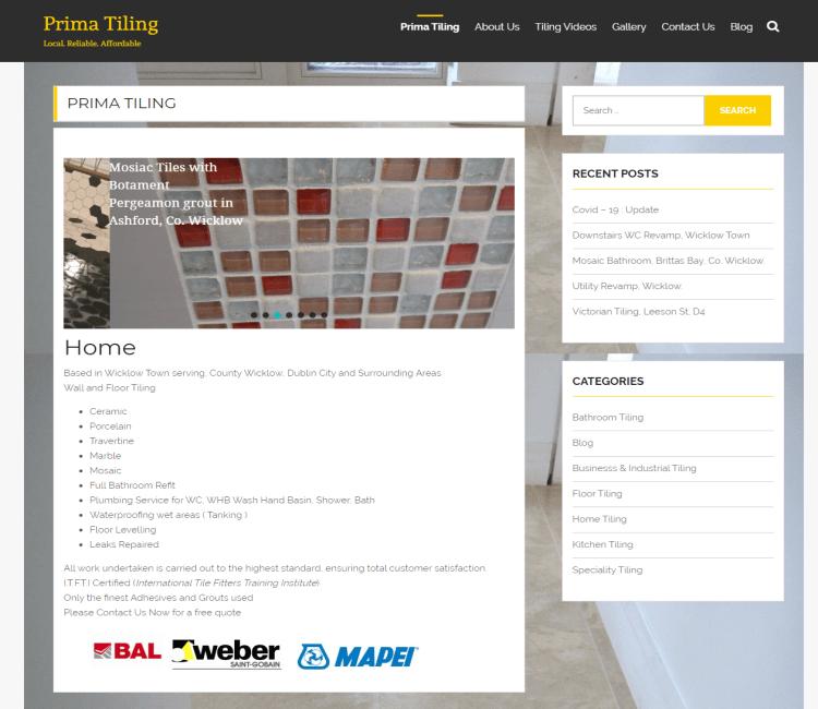 Prima Tiling
